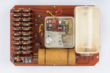 Junghans elektronic Astro-Chron, Werk 610