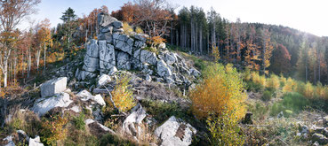 Herbstlandschaft im Schwarzwald