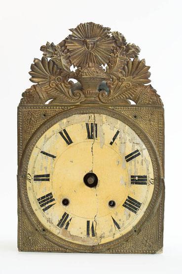 Schwarzwälder Comtoise-Uhr