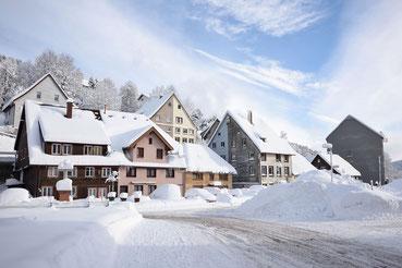 Winter in Furtwangen