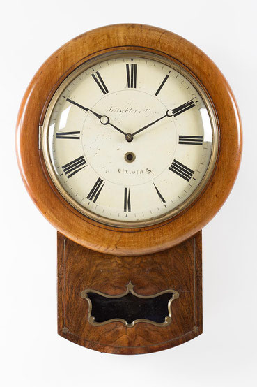 Uhrmacher Mathä Winterhalder in Friedenweiler bei Neustadt (Schwarzwald)