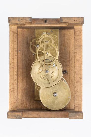 Räderwerk, Uhrwerk von Mathä Winterhalder