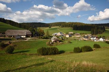 Schwarzwalddorf Linach