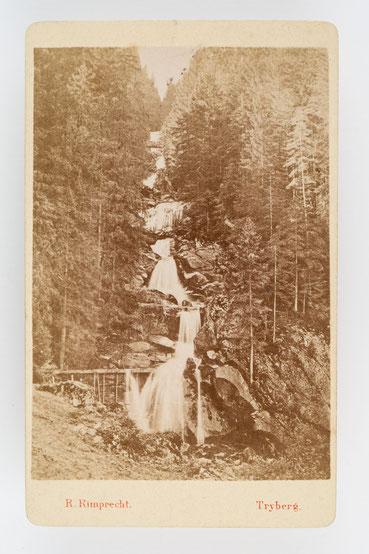 Triberger Wasserfall 1873