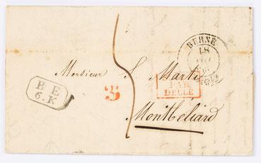 Brief an Samuel Marti in Montbeliard (17. Novemver 1837)