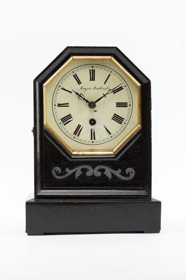 Cottage Clock, Winterhalder und Hofmeier, Schwarzwald 1878