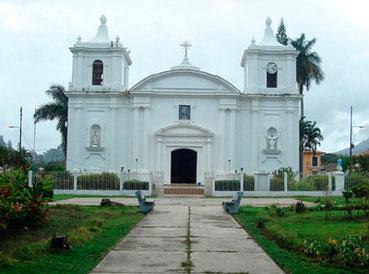 Templo Inmaculada Concepción, Danlí.