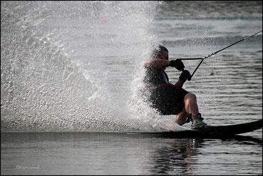 Deutsche Meisterschaften in Varenholz  im klassischen Wasserski