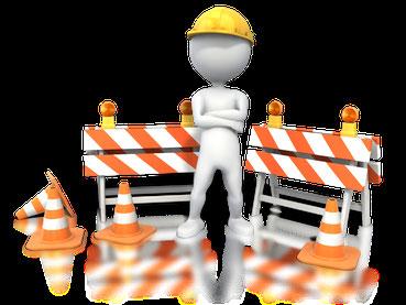 v. l. Janina Necknig (bis April 2017), Jens Fröhlich, Annette Necknig, Jonathan Monix, Irmgard Schröder, Patrick Schwörer; nicht im Bild: Alisha Scholl (ab Okt.  2017)