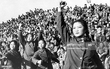 中国の歴史的汚点 文化大革命