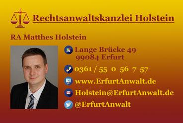 Rechtsanwaltskanzlei Holstein