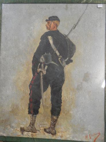 l'artilleur 1870