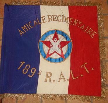 fanion 189 R.A.l.T