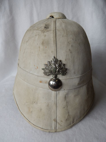 CASQUE COLONIAL MLE 1886