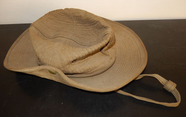 Chapeau de brousse model 49 indochine