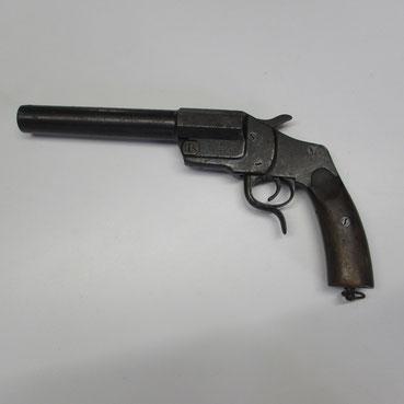 pistolet lance fusée hebel ww1