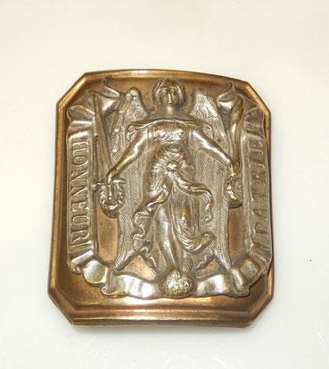 plaque de ceinturon louis philipe mle 45