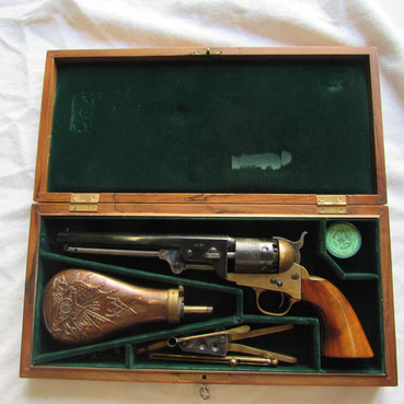 revolver navy 1851 cal 36