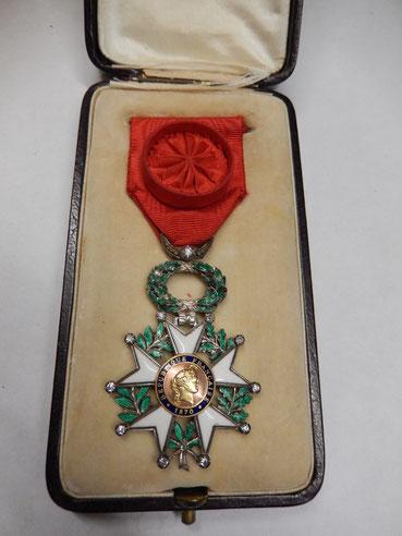légion d'honneur modèle bijouterie