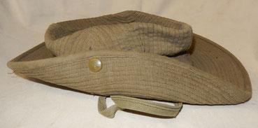 chapeau de brousse indo algérie
