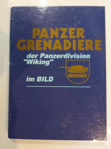 livre panzer grenadiere wiking