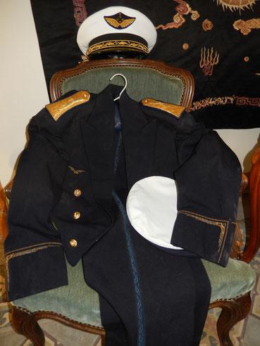 uniforme générale cinq étoile