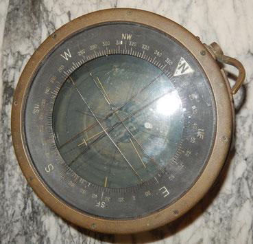 compas bombardier lancaster type P10