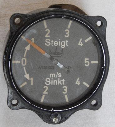 indiquateur focke wulf fw 190