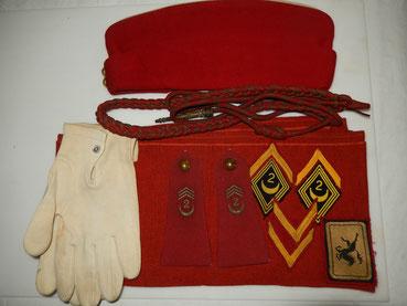 2ème regiment de spahis algériens