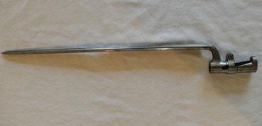 baionette lorenz 1854