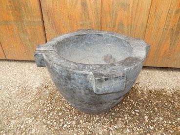 mortier d'apothicaire marbre ancien