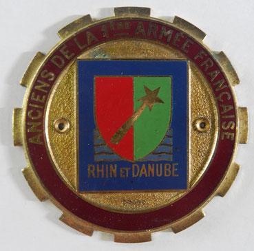souvenir Ancien de la 1ère armée Française