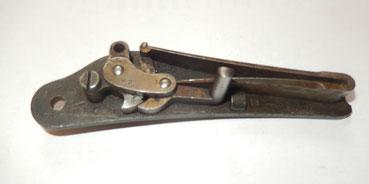 platine 1857 pièces détachée armes anciennes