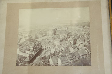 photographie siége de Belfort  Adolphe Braun à Dornach