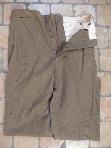 pantalon US nominatif légion étrangère