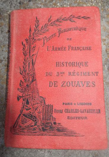 historique du 3me zouaves