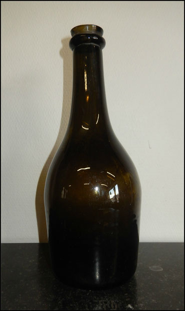 bouteille champagne ancienne