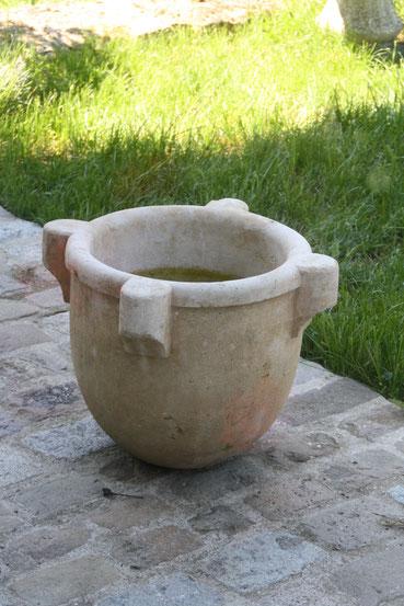 mortier ancien pierre de bourgogne