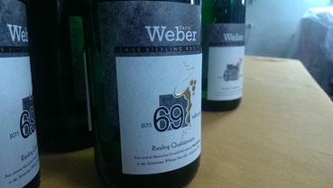 Saar-Riesling-Roots, die Weine vom Weingut Felix Weber , Wiltinger Saar Riesling , Braunfels, Volz