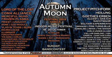 Programm Autumn Moon Hameln Bild Details