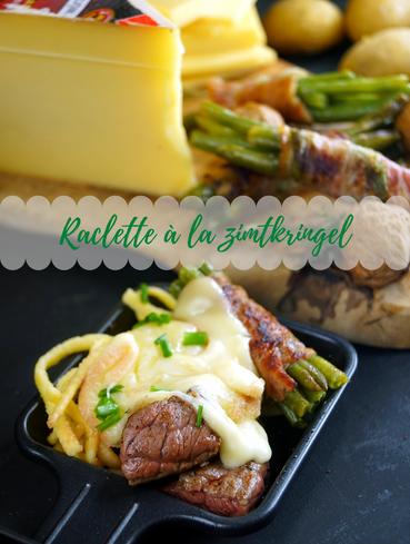 Raclette in seiner schönsten Form!