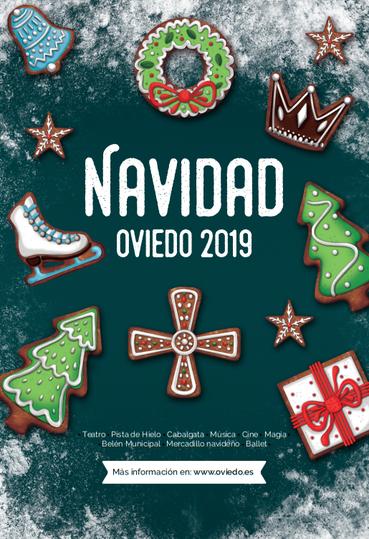 Fiestas en Oviedo Programa de Navidad