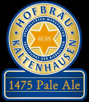 Logo Kaltenhauser Pale Ale