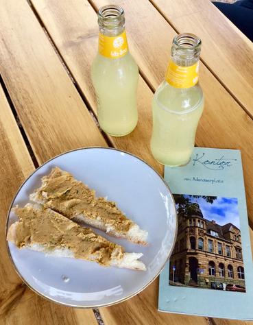 Kulinarische Schnitzeljagd Mönchengladbach - Café Kontor am Adenauerplatz