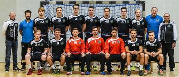 HSG VfR/Eintracht Wiesbaden 1. Herren Handball Oberliga Hessen