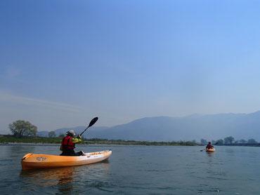 日本一の大河 千曲川 初めても方でもOkです♪