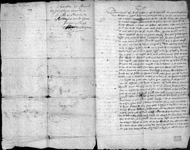 Charte-Loi de 1194 - Tout droit réservé