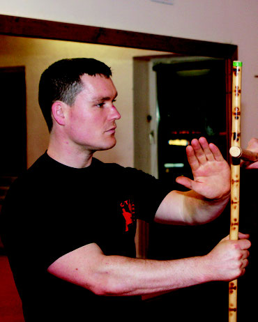 Sihing Stefan Hinze, 6. Level VGT Eskrima