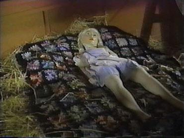 ポール・マッカーシーとの共同制作「ハイジ」(1992年)