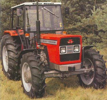 Massey Ferguson 154-194 (1973-83)